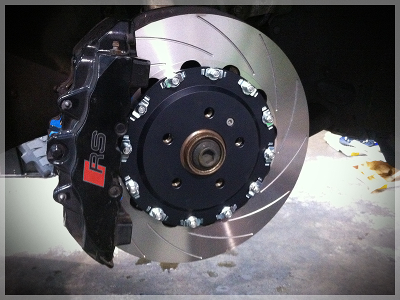 B7 RS4 Brake Upgrade Now Available Vagtech Limited