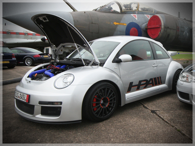 HPA Twin Turbo Beetle RSi - Vagtech Limited