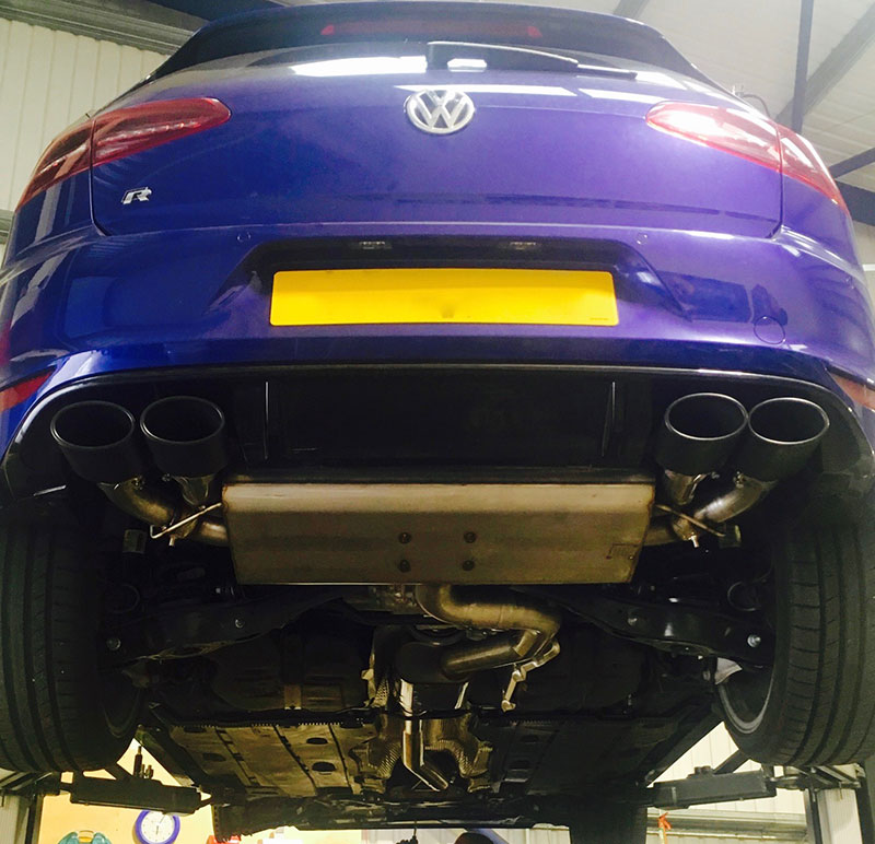 Golf R Stage 2 Tuning Vagtech Limited