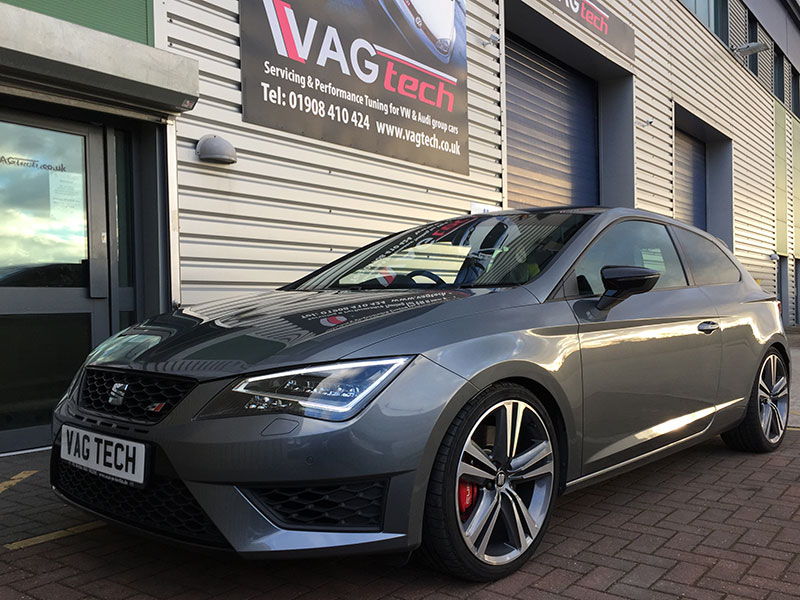 Portfolio vagtech limited for Interieur seat ibiza cupra