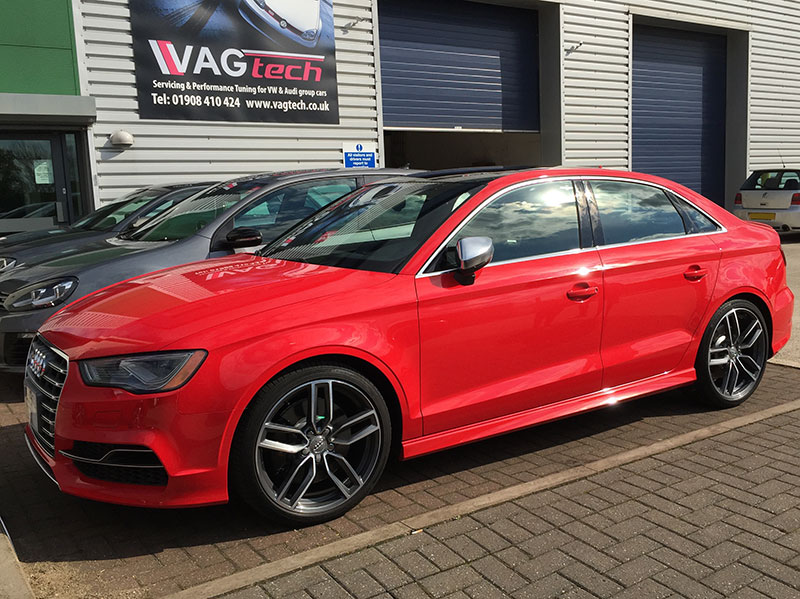 Mk3 Audi S3 Saloon Tuned Vagtech Limited