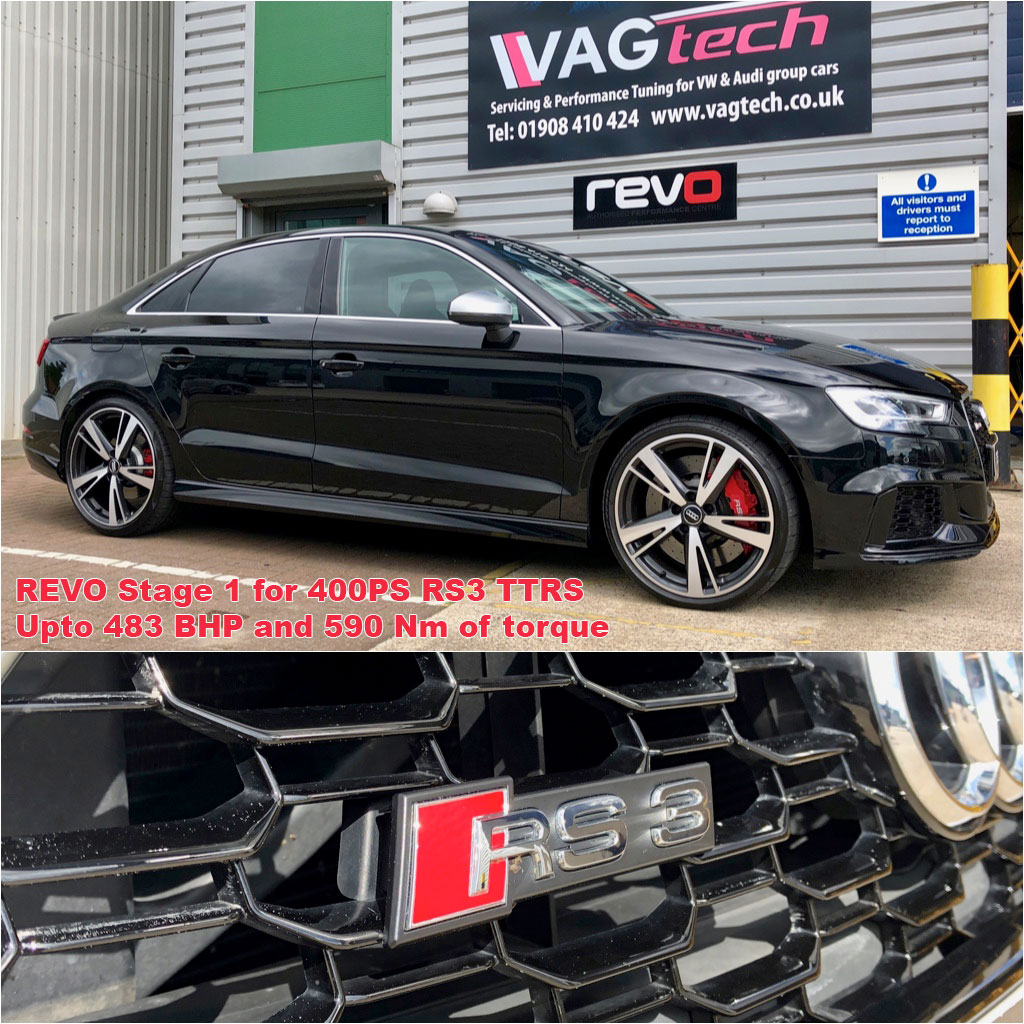 Audi Rs3 Ttrs 400ps Tuning Vagtech Limited